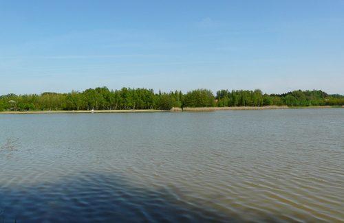 Het meer van Rotselaar