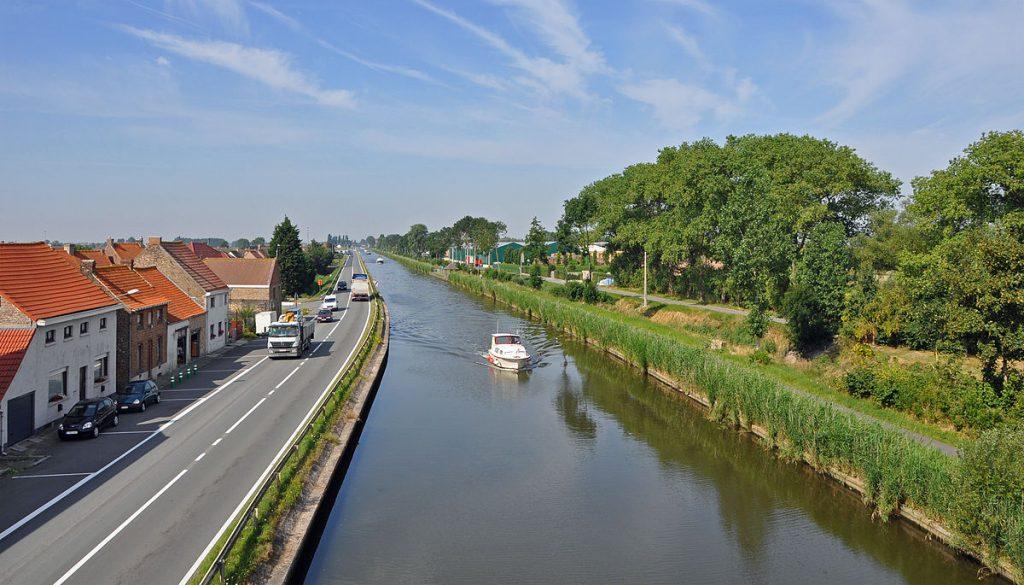 Kanaal Plassendale – Nieuwpoort