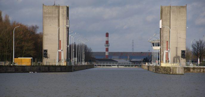 Zeekanaal Brussel - Schelde