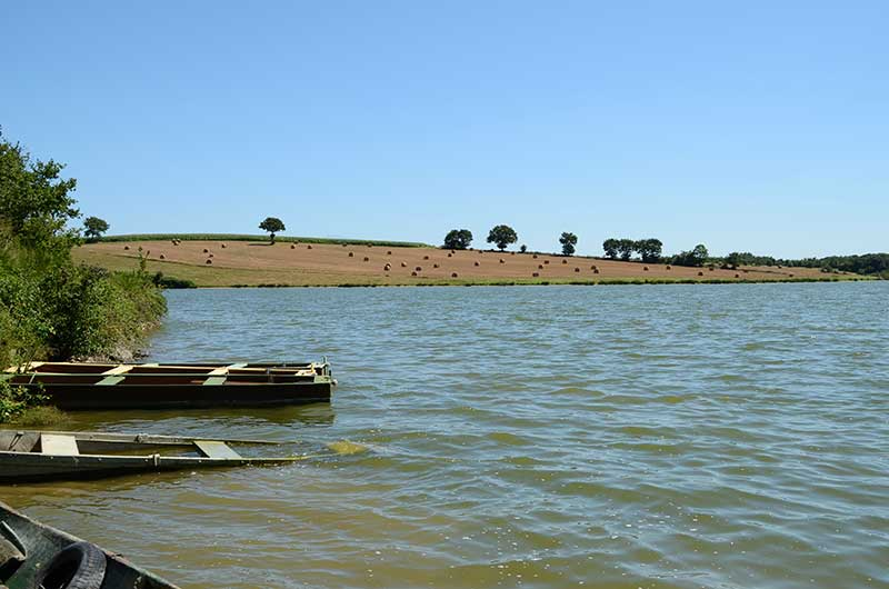 Lac de Rochereau