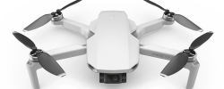 karpervissen drone dji mavic mini